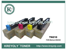 TN210 Toner Cartridge for Konica Minolta Bizhub C250/252