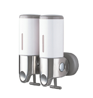 Two Head Liquid Soap Dispenser (SD-102A)