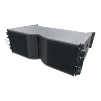 KARA Dual 8-Zoll-2-Wege-Line-Array-Quellelement