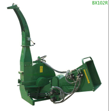 BXR Hydraulic Feeding Chipper