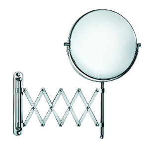 Meshy Cosmetic Mirror with Magnified 3 Times (KW-Q222)