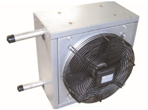 Commercial DRHK-02 Copepr Heat Exchanger for Low Temperature Cold Room