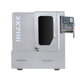 Small CNC Milling Machine XK7116D For School Education