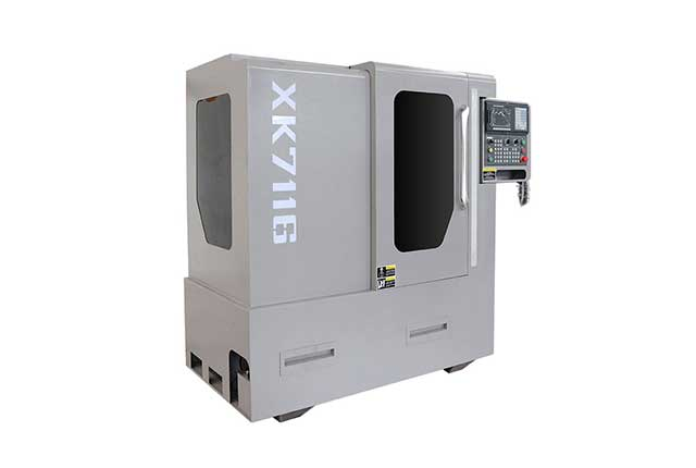 New Product - CNC Milling Machine XK7116