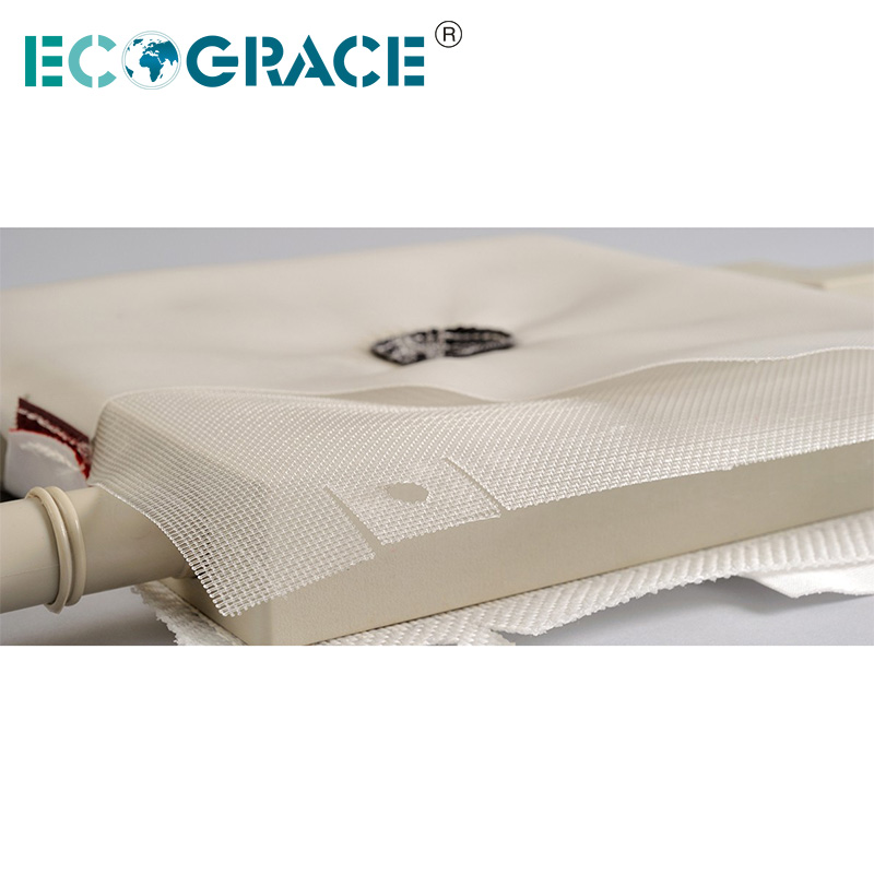 Organic Inorganic Acid Filter Cloth 5-50 Micron Filter Fabrics