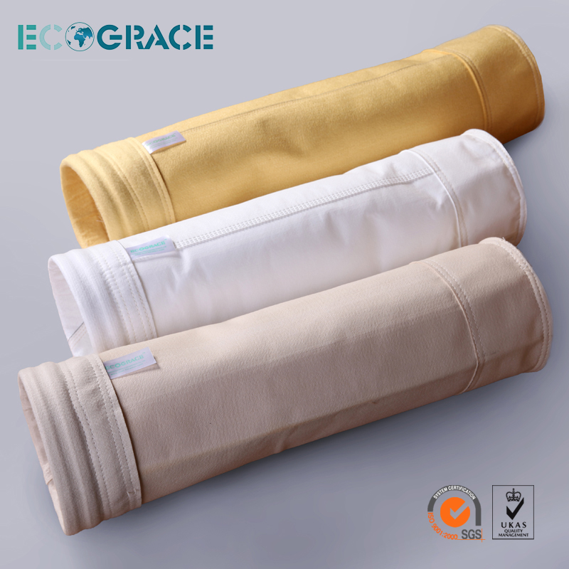 Pulse Jet Filter Bag PTFE Filter Cloth PTFE Filter Bag
