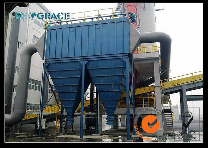 Copper Smelting Furnace Air Pollution Control System Dust Collector