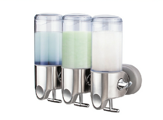 Pull Type Liquid Soap Dispenser with Three Headr(SD-203A)