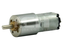 16mm DC Gear Motor
