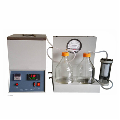 DSHD - 0059A lubricating oil evaporation loss tester
