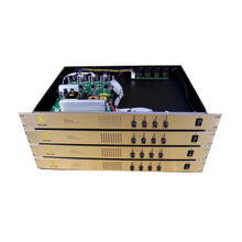 DA1004 4 Channels 1U Home Theater Systems Amplifier