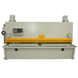 QC11Y-8X3200 Hydraulic Sheet Metal Guillotine Shearing Machine With Good Quality