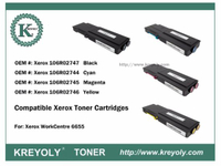 Compatible Xerox WorkCentre 6655 Toner