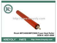 High Quality Compatible AE01-0068 Fuser Heat Roller for Ricoh MPC4000/MPC5000