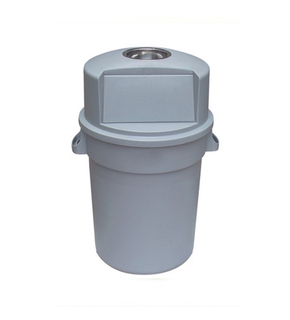 Four Wheels with Plastic for Trash Bin (KL-006)