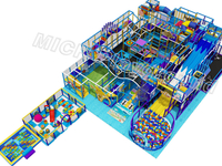 Indoor Kindergarten Soft Play Toys 7019B