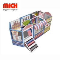 MICH Indoor Soft Indoor Mobile Playground Facility per i bambini per divertirsi