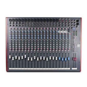 Mezclador de audio Protable ZED-24
