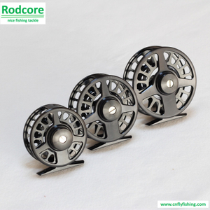 CNC fly reel FFG