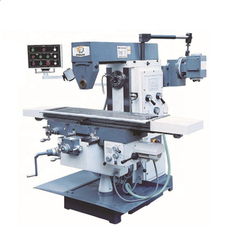 XW6036A Knee-type Horizontal Universal Milling Machine for Sale