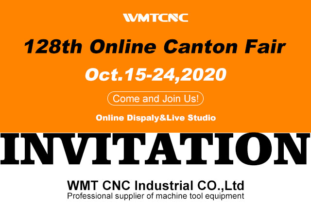 The 128th Canton Fair will be held online from Cct. 15-24