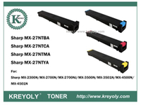 MX-27 Toner For Sharp MX2300/MX2700