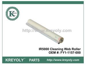 High Quality IR5000 Cleaning Web Roller FY1-1157-000 for Canon