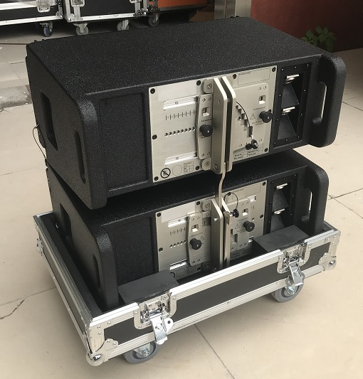 مكبر صوت Vera20 Dual 10 '' 2 Way Line Array
