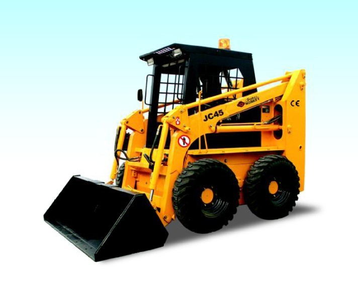 JC65 skid steer loader