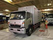 SINOTRUK HOWO Light 4×2 Workshop Truck for sale