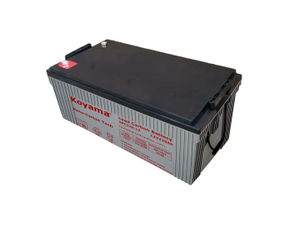 12V 220AH High Quality Deep Cycle Lead Carbon Battery NPC220-12