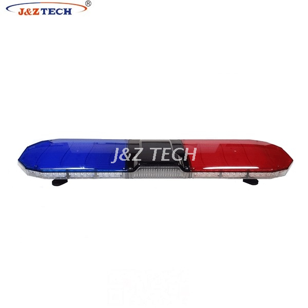 2019 Led Lightbar with 100W Siren And Speaker Ambulance Police Strobe Warning Light
