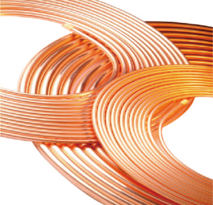 High Quality Pair Copper Coil Tubes