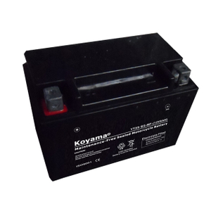 Ytx9-BS-Mf Sealed Maintenance Free Battery 12V SMF Powersport Motorcycles Scooters Atvs