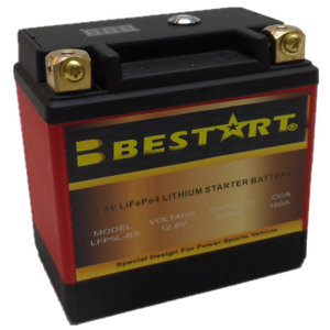 12.8V 2ah Motorcycle LiFePO4/Lithium/LFP Battery for Motorcycle LFP5L-BS