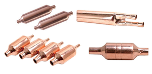 Factory Supply Copper Accumulator for Refrigeration