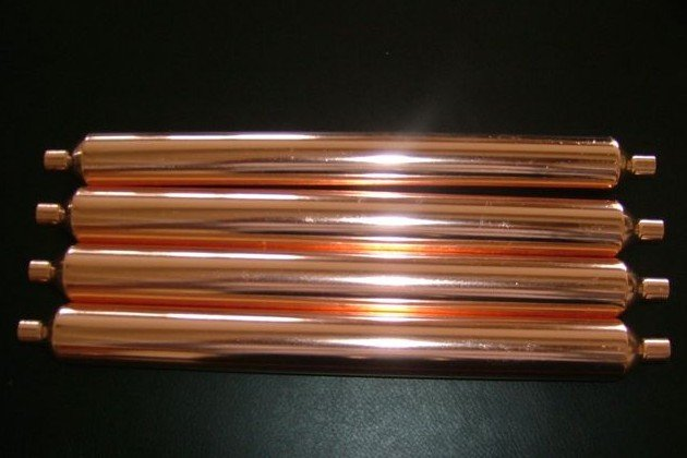Good quality copper accumulator for ac
