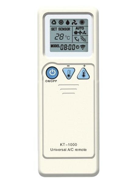 KT-1000 Universal Air conditioning Remote Control