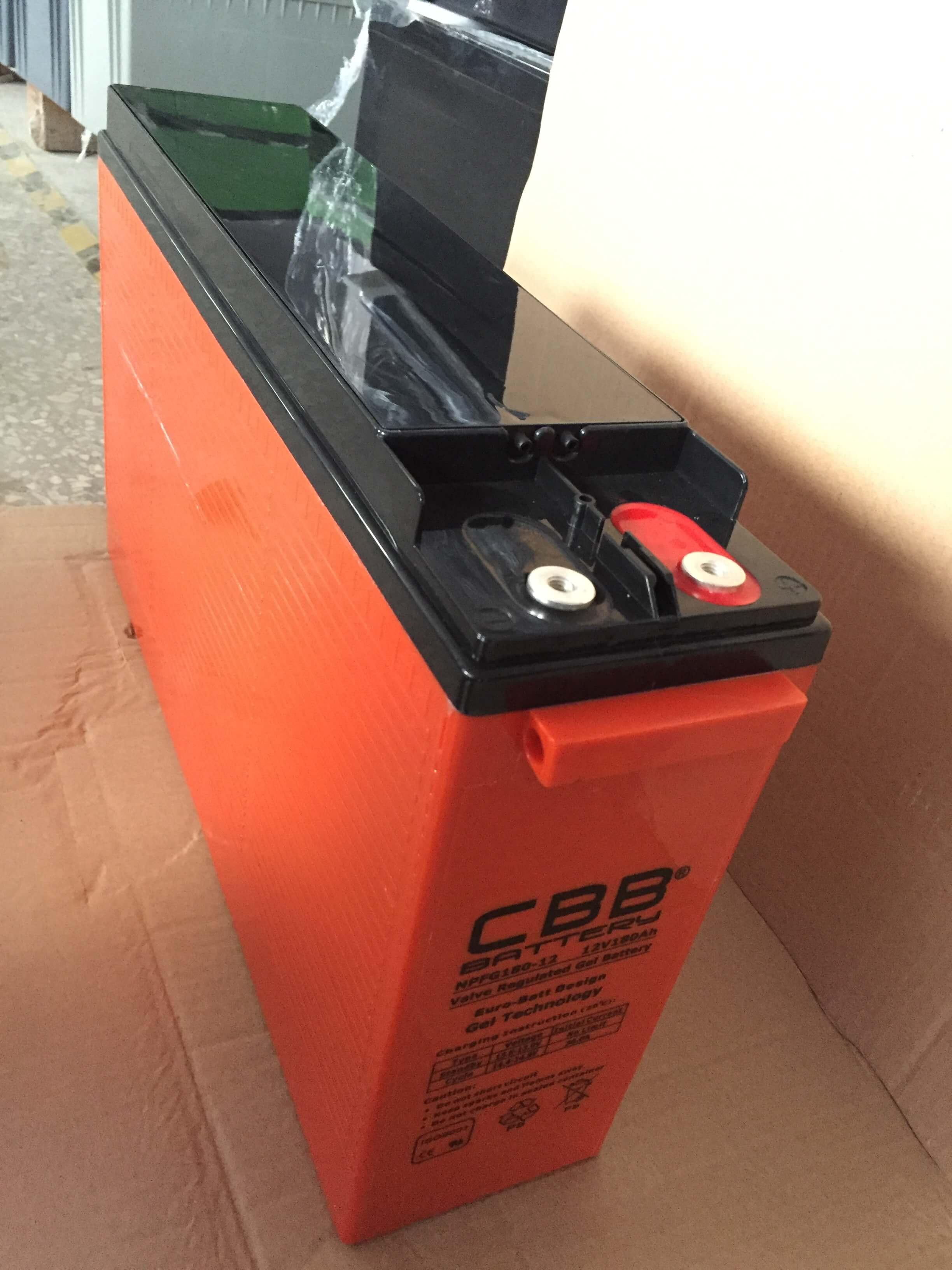 CBB® NPFG210-12 Eurobatt Gel Battery