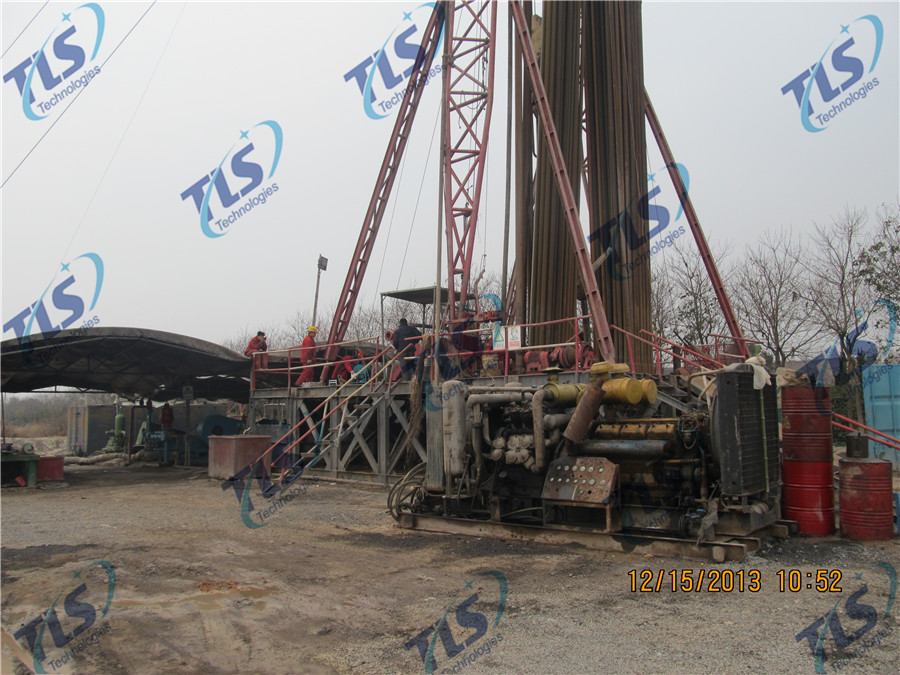 TLS Technologies Borehole Inspection Camera Application Case-Tongxiang Zhejiang logging field-09