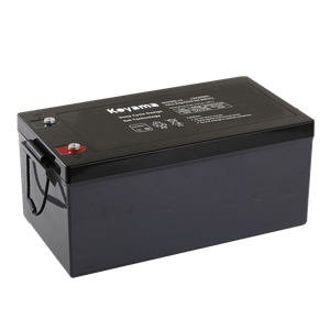 12V260AH Deep Cycle Gel Battery DCG260-12