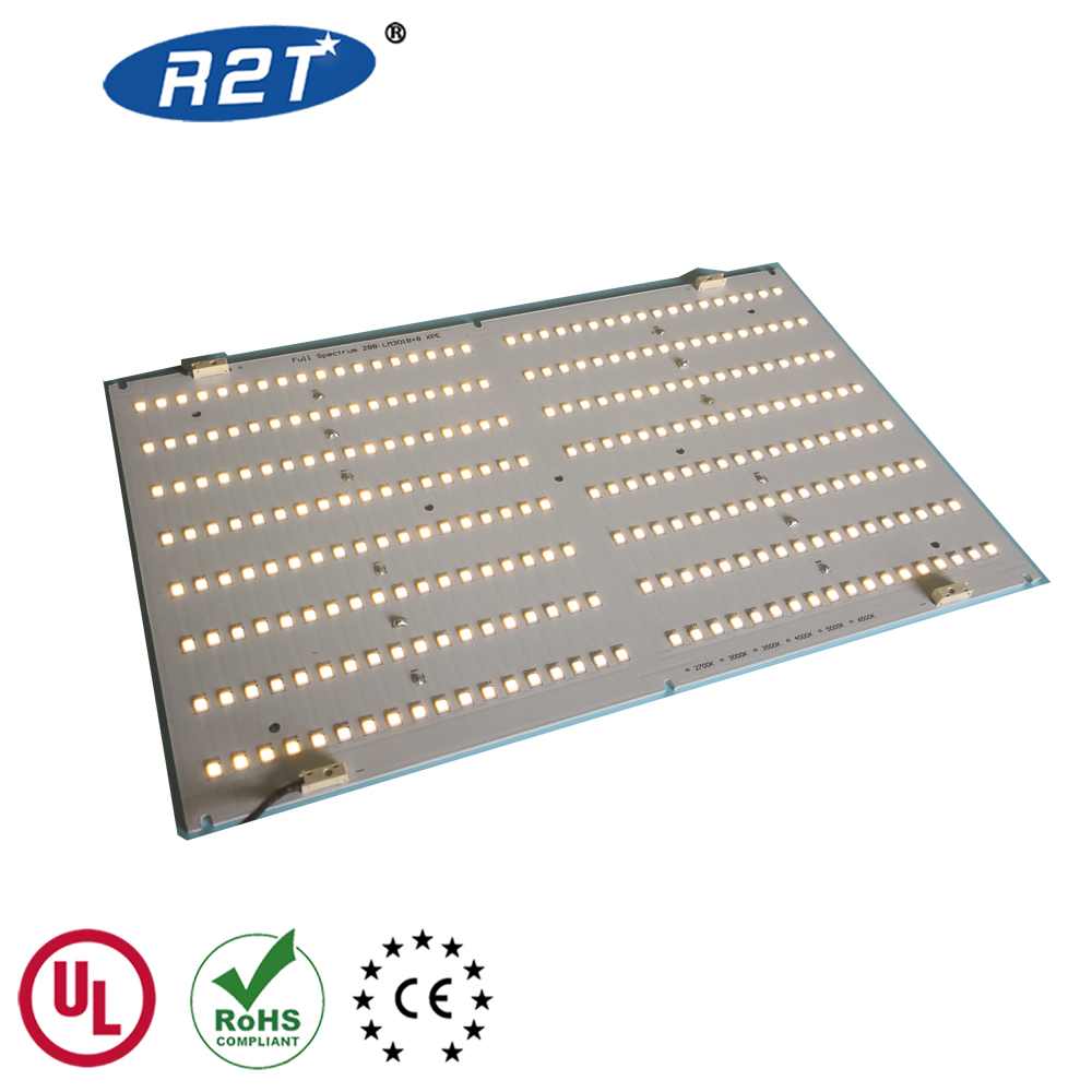QB288 V2 LED Grow lighting Quantum Board witth Samsung LM301B SK SL