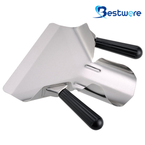 French Fry Scoop (Dual-handle) - X3