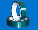 MYL2530G - Green polyester tape (1mil)