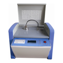 Insulating Oil Dielectric Loss And Resistivity Tester TP-6100A (Automatic-cleaning)