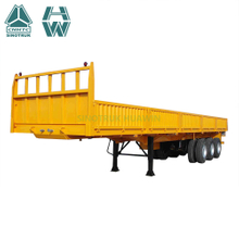SINOTRUK 40FT 3 Axles Wall Side Semi Trailer