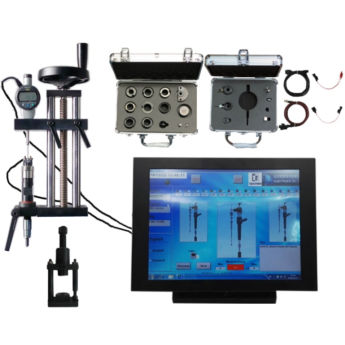 CRM-200 Common Rail Injector Measurement System