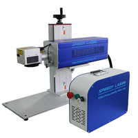 30W DAVI CO2 portable laser marking machine
