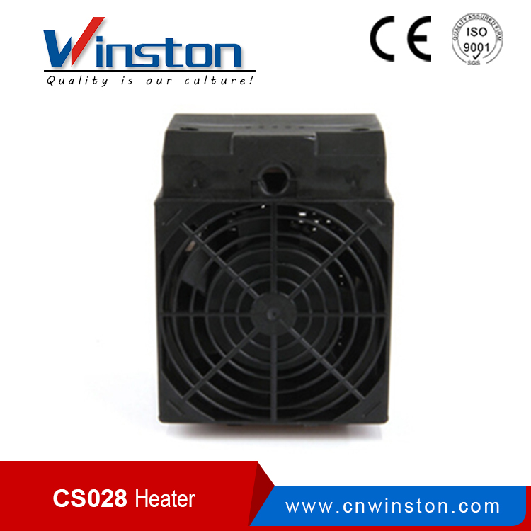 China Factory CS 028 150W Touch-Safe Calentador de ventilador electrónico PTC