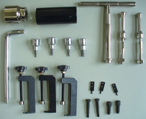 Common Rail Oil Pump Assembly & Disassembly Tools